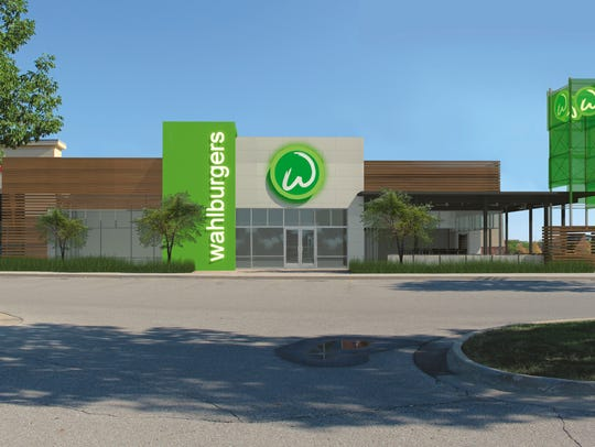 Wahlburgers restaurants and Hy-Vee grocery stores have