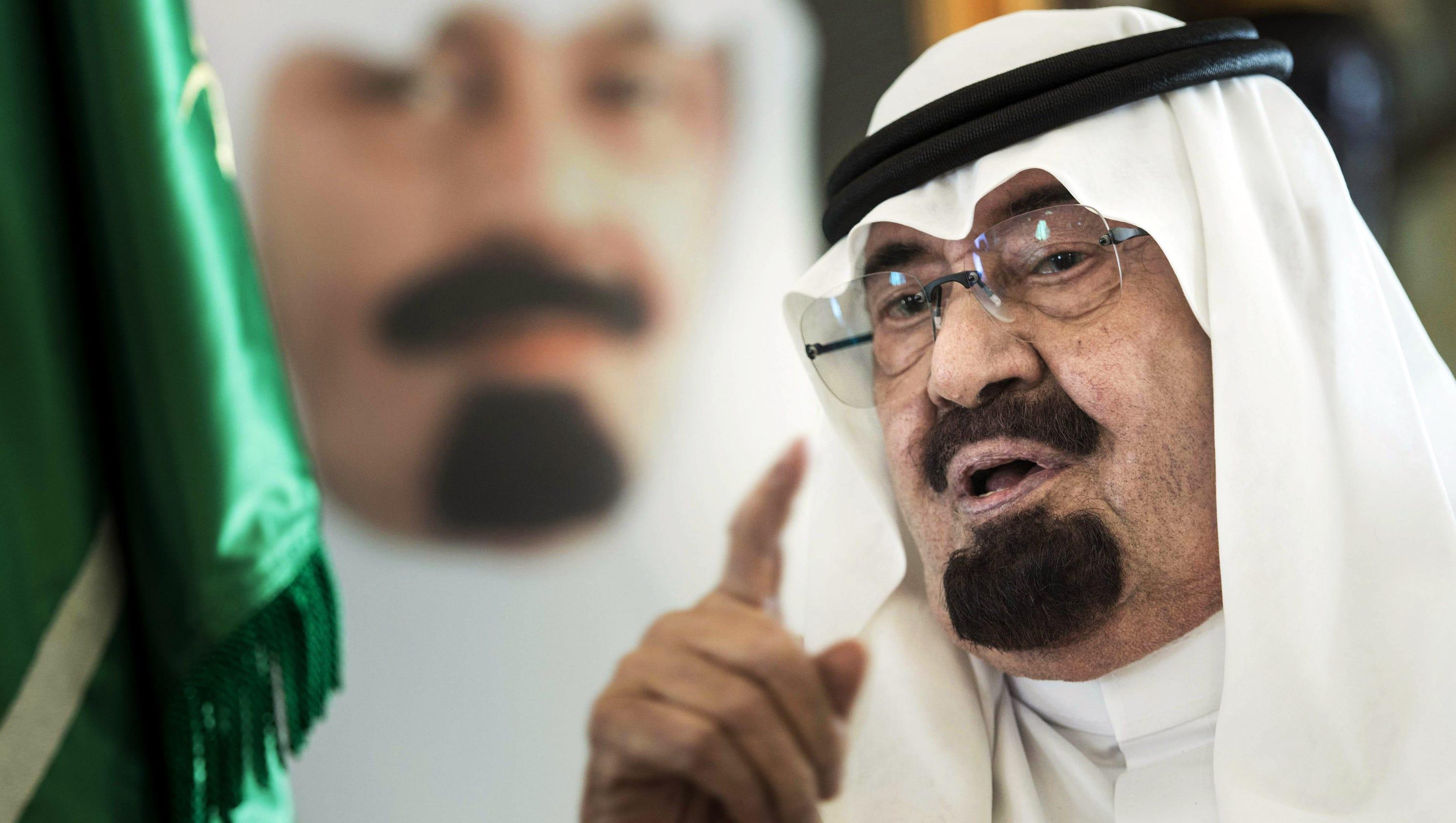 saudi arabias king abdullah The late king abdullah of saudi arabia allegedly kept four of his daughters in captivity.