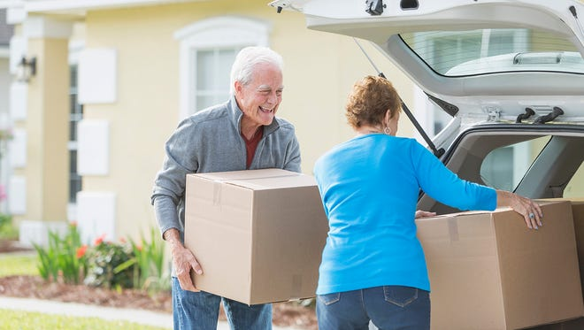 As homeowners near retirement age, downsizing becomes a more frequent discussion.
