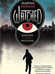 """Watched,"" is a young adult novel by Maplewood resident"