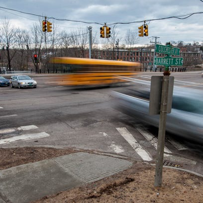 A roundabout might -- or might not -- improve traffic