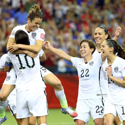 Women's World Cup: Best of the Semifinals