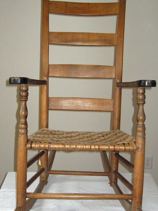 - Antique Chairs Auctioned To Preserve 'old, Old Jail'