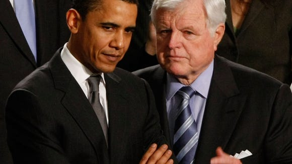Obama To Honor Ted Kennedy