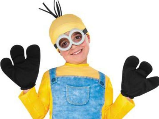 Top Halloween costumes for kids