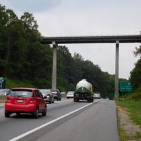Answer Man: I-26 in Buncombe not repaved? Uneven fire calls?
