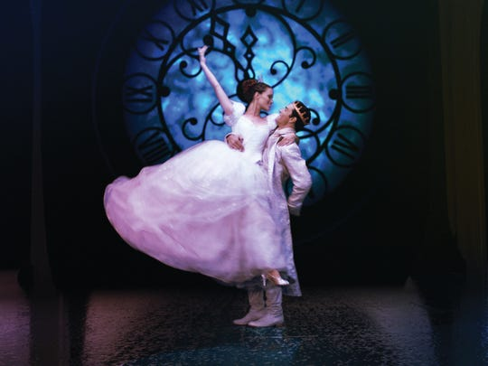 "Rodgers + Hammerstein's ""Cinderella"" is a highlight of the Broadway in Jackson series."