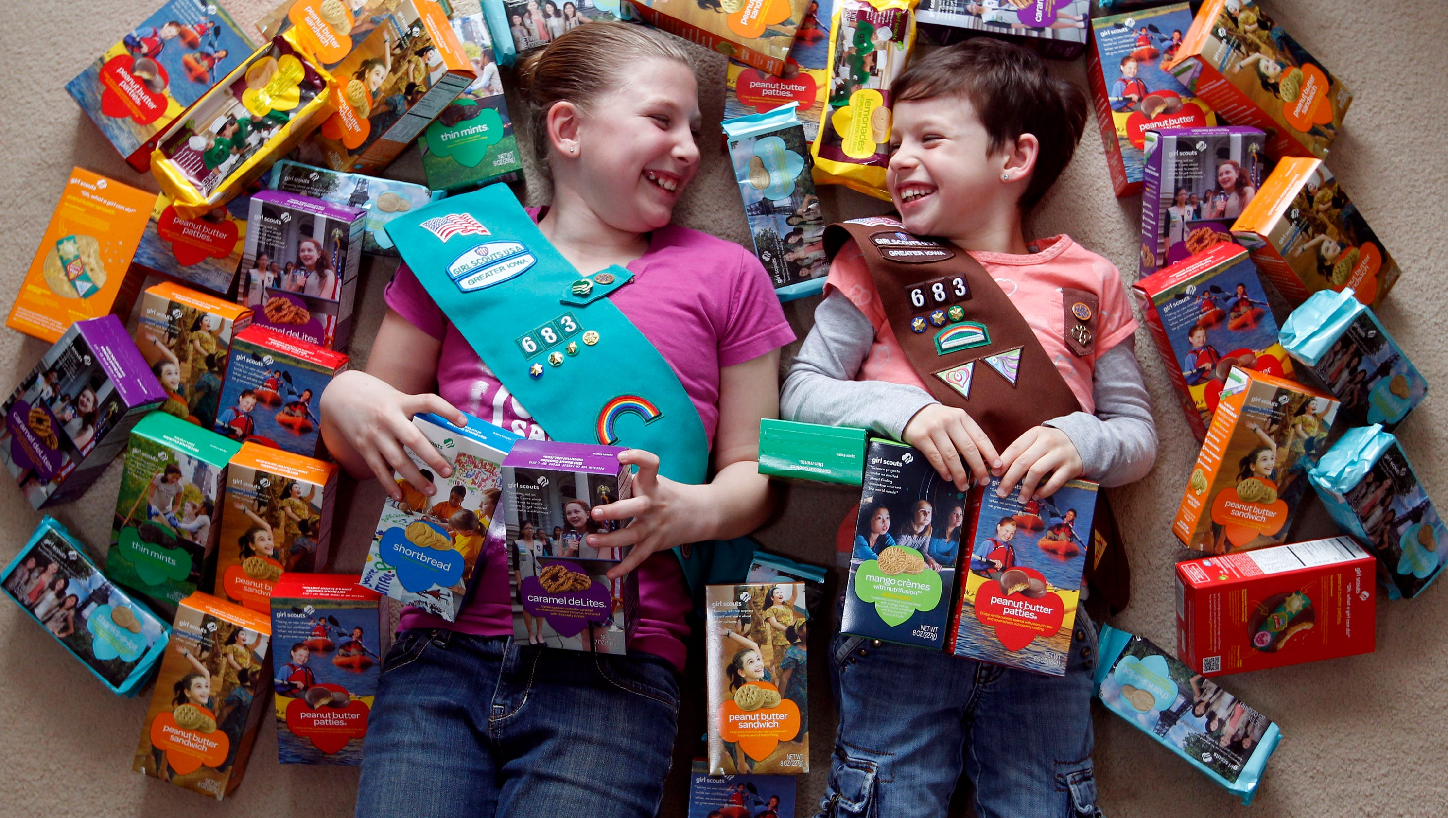 new girl scout cookie flavors fail to entice