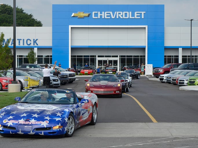 the lead corvette leaves george matick chevrolet. Cars Review. Best American Auto & Cars Review