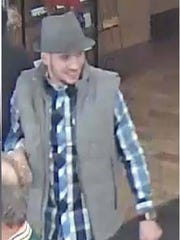 The Brown County Sheriff's Department is seeking several suspects related to a credit card skimmer found at a Howard grocery store.