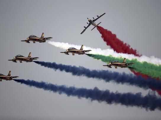 Dubai Air Show (2)