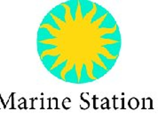 Smithsonian Marine Station logo