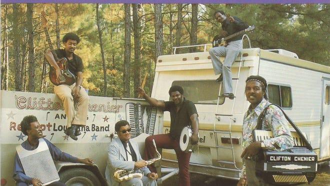 Clifton Chenier Bogalusa Boogie.
