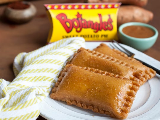 Bojangle's offers three sweet potato pies for $3.14 on National Pi Day
