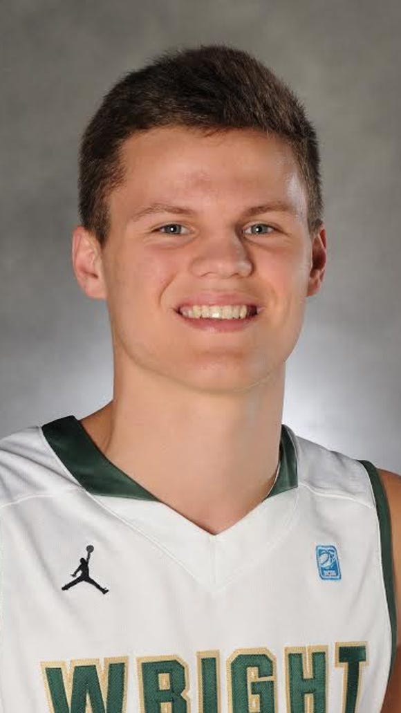Moeller product Grant Benzinger was named one of the