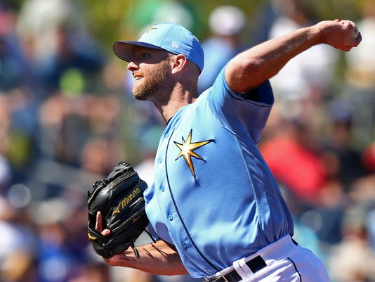 Jonny Venters back in MLB for first time since 2012