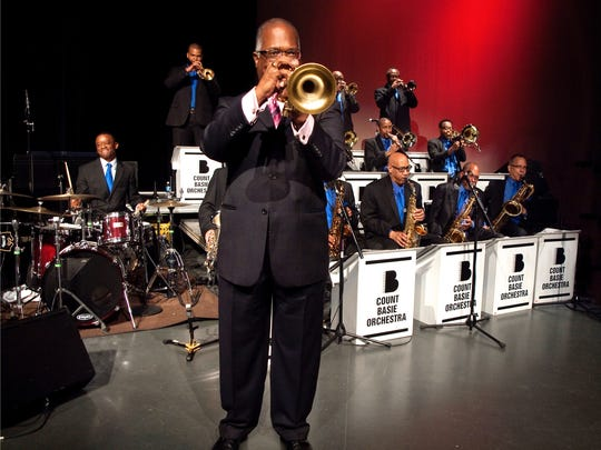 Today, trumpeter Scotty Barnhart is the backbone of the Count Basie Orchestra.