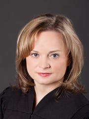 Geece Town Justice Shannon O'Keefe Pero