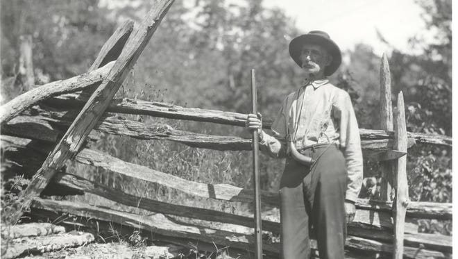 Photo from the Vance Randolph Collection