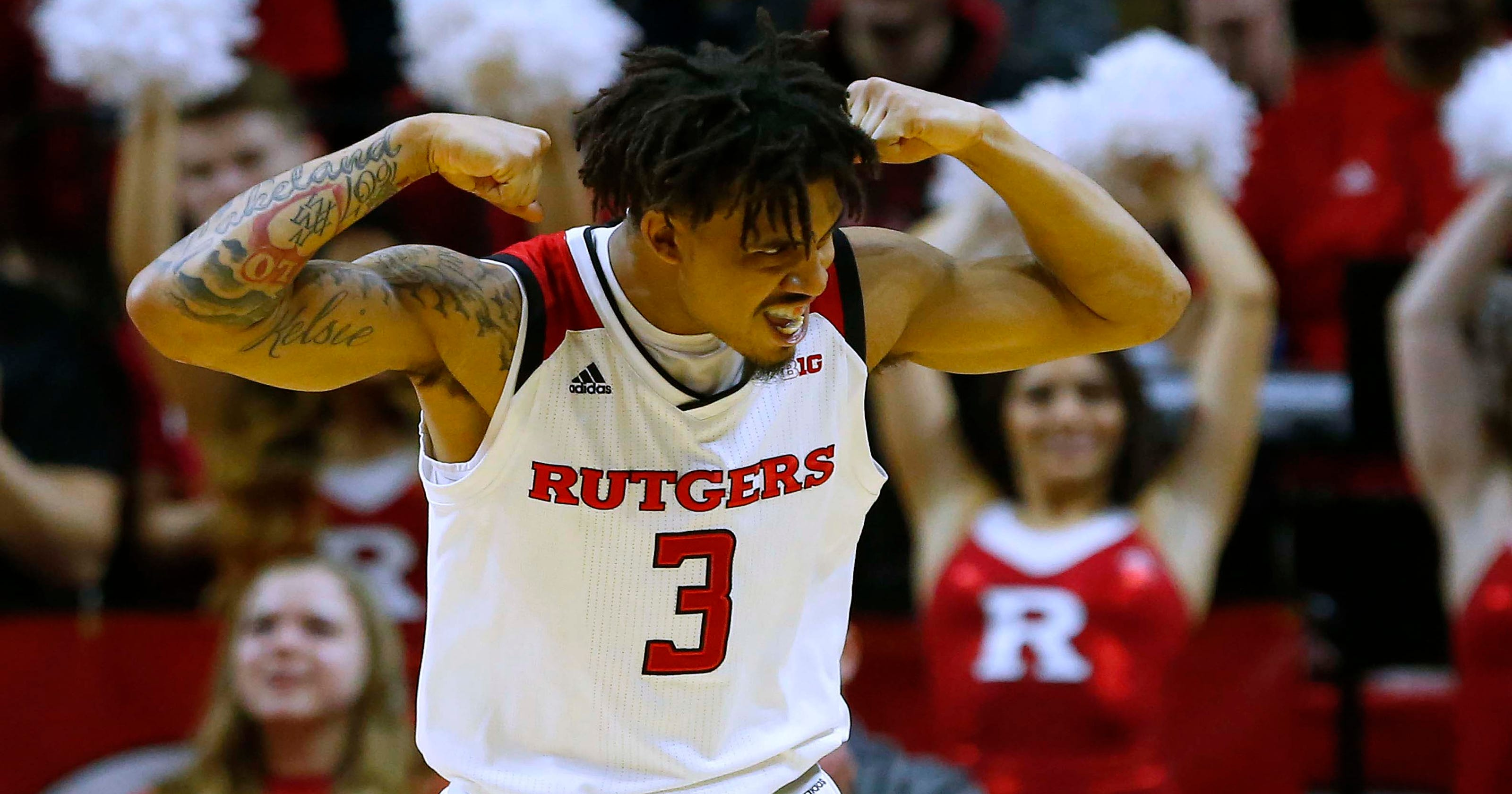 334d0bdc990a Rutgers basketball  Ace guard Corey Sanders turns pro