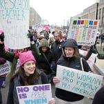 Photos: Women's March on Washington