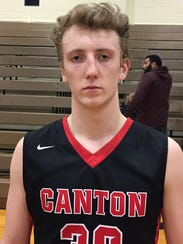 Canton's Chase Meredith is one of six basketball signees