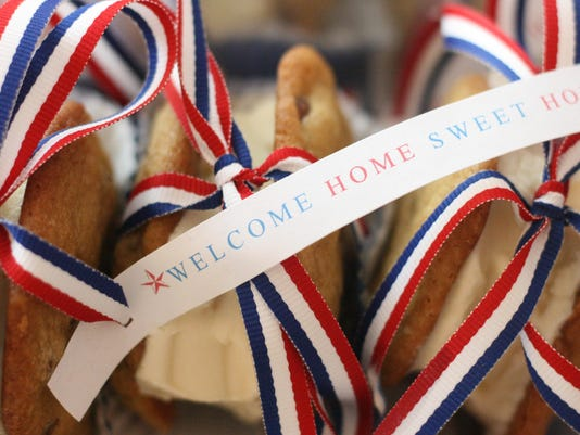 WELCOME HOME SWEET HOME Ice Cream Sandwiches