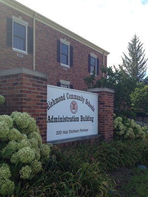 Richmond Community Schools administration office