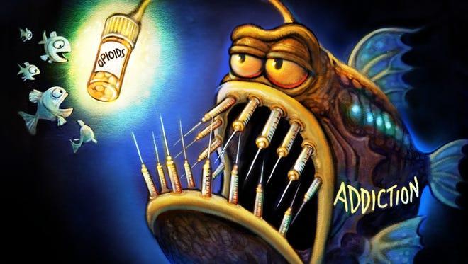 Opioid Angler