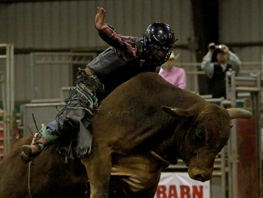 Texoma Cowboy Church Bull Riding