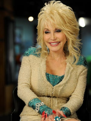 Dolly Parton talks about her career and dreams for Dollywood at her 2013 season preview March 22, 2013.