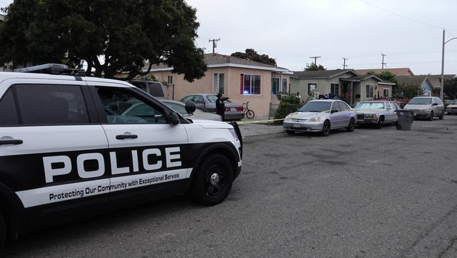 Oxnard police responded to a stabbing victim on north Bonita Avenue Monday night.