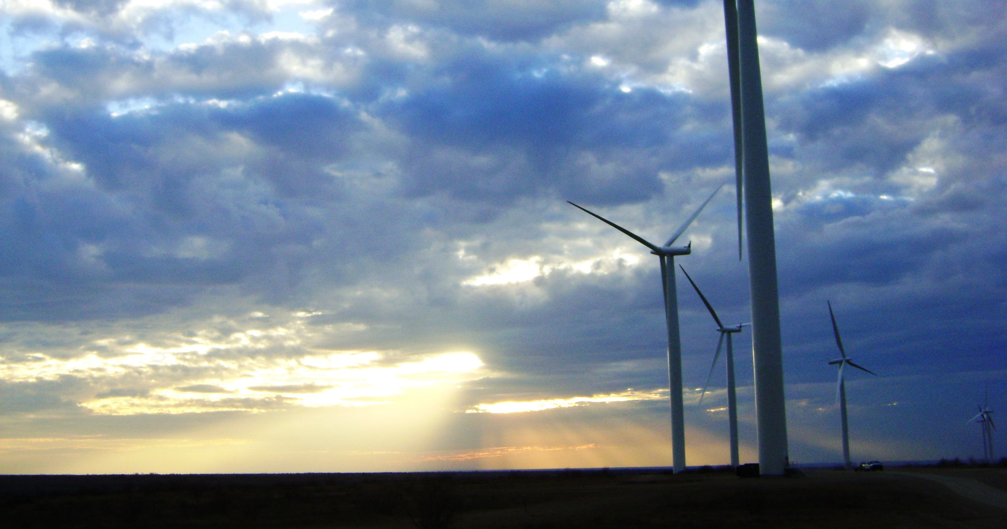Texas Becomes Ground Zero For Surge In Wind Power