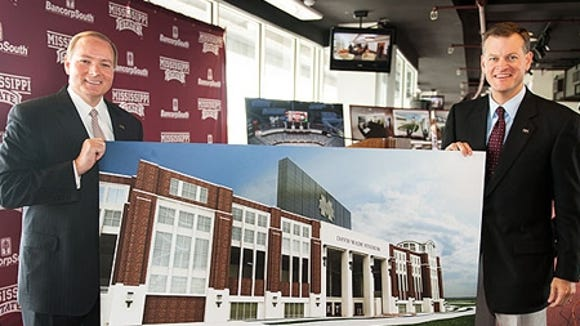Mississippi State showed increases in revenue nearly across the board according to a recent USA Today report.