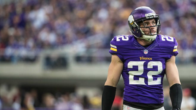 74. Harrison Smith S Vikings