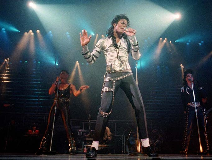 "In 2009, death claimed Michael Jackson, the ""King of"