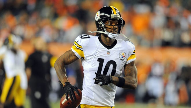 Pittsburgh Steelers wide receiver Martavis Bryant was suspended for the 2016 season.