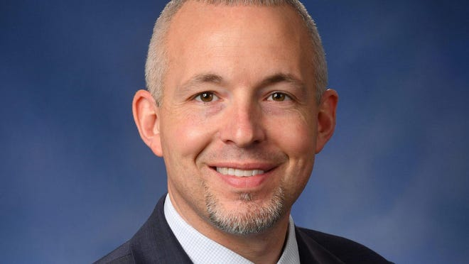 State Rep. Jason Wentworth, R-Clare.