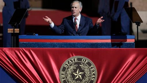 Texas Gov. Greg Abbott is asking all state agencies to cut their budget proposals by 4 percent.