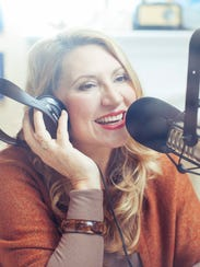 Syndicated radio host Delilah