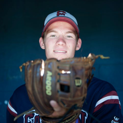 South Jersey baseball: Eastern's Jesse Barbera is the Pitcher of the Year