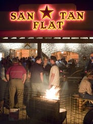 San Tan Flat is an open-air bar based in Queen Creek.