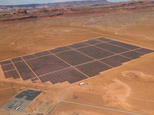 Navajo Solar