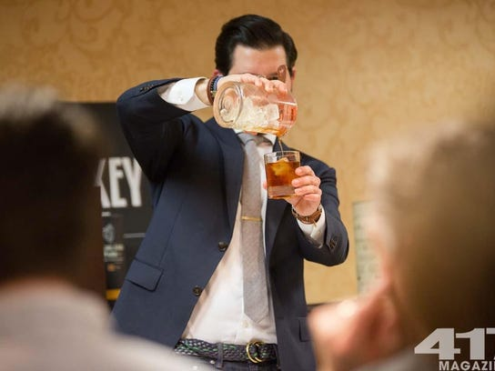 417 Magazine's Whiskey Fest features optional seminars