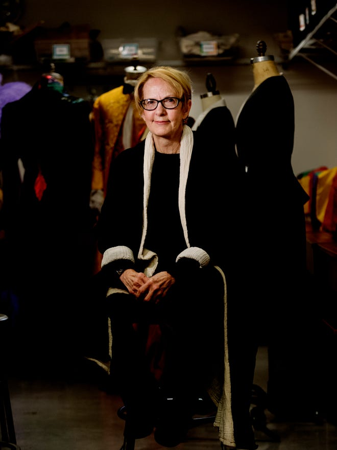 Marianne Custer Retires From University Of Tennessee But Not Costume Design