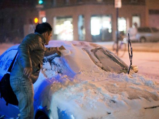 EPA_USA_WEATHER_SNOWSTORM