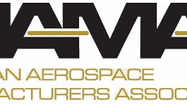 Michigan Aerospace Manufacturers Association logo, as pictured.