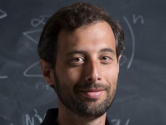 Stephen Levy is an Assistant Professor of Physics at