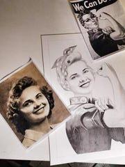 During World War II, Elsie Ledbetter she was one of