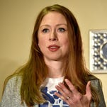 Chelsea Clinton headed to Michigan after first debate